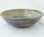 江口 浅鉢5寸 線彫
