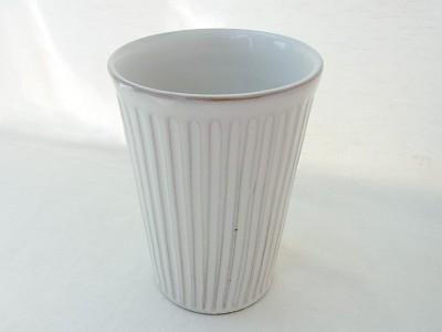 o-gusu フリートールカップ わら灰しのぎ 細