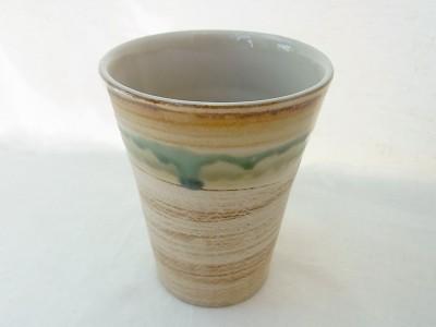 o-gusu フリーカップ マンガン&オリーブ