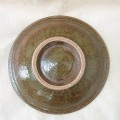 米司 皿4.5寸 イッチン唐草