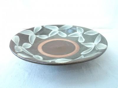 風香原 皿8寸 重 イッチン