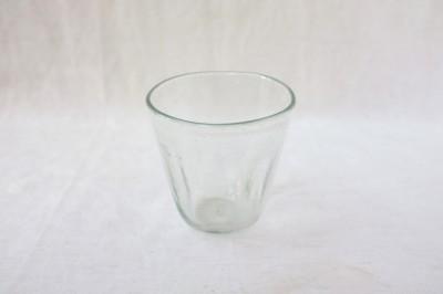 彩砂 面取グラス クリア