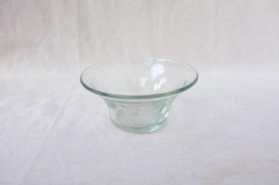 彩砂 型小鉢 クリア