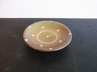 風香原 皿5寸 イッチン
