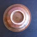 横田 ふち平皿6寸 イッチン 蛇の目あり