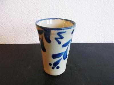 風香原 コップ大 唐草