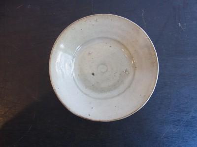米司 鉢5寸 白土