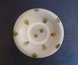 宮城 皿7寸 緑ドット