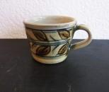 佳信 コーヒーカップ 線彫