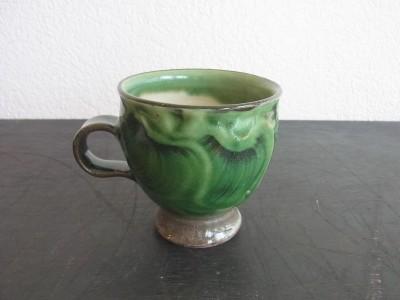 福田 マグカップ 緑