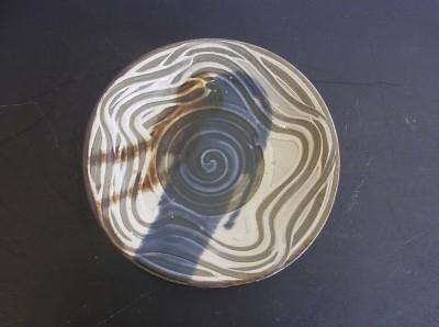 玉城 皿8寸 重 指掻