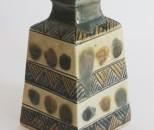 佳信 角瓶小 線彫り
