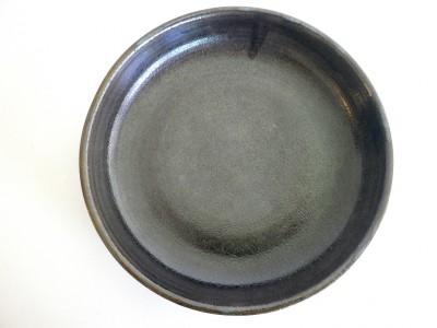 玉城 カレー皿8寸