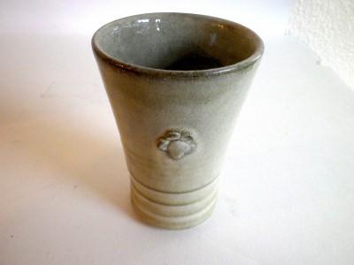 玉城 ビアカップ(白)