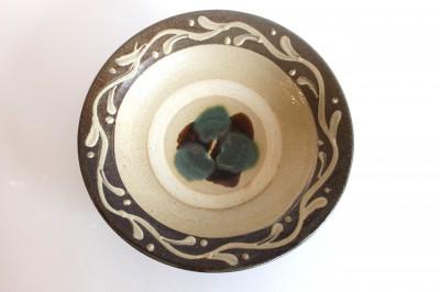 宮城 皿9寸 縁イッチン
