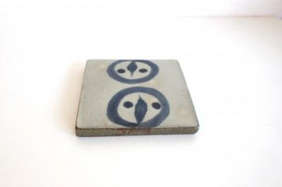 風香原 陶板3寸
