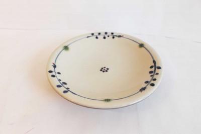 o-gusuya 皿5寸 なずな草