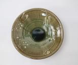西持田 皿8寸 イッチン