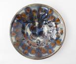 玉城皿8寸上輪花